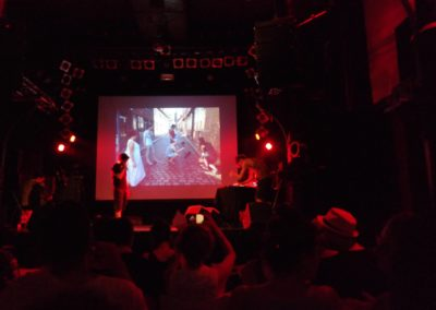 Kinokaberet screening- Hamburg 2016